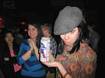 Instant Hipster!  Just add ironic hat & PBR!