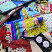 Let's Talk About Scraps, Baby: Fidget Quilts for Dementia Patients