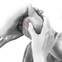 Réflexologie : Travail en 6 parties du système respiratoire