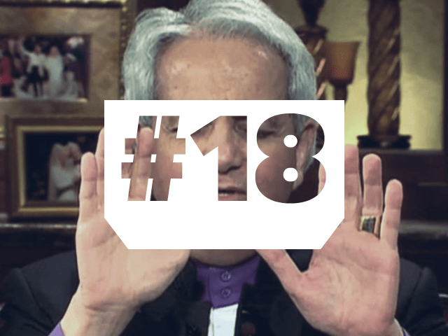 Episode 18: Benny Hinn's Bad Touch