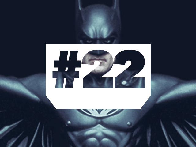 Episode 22: Batman Nipples