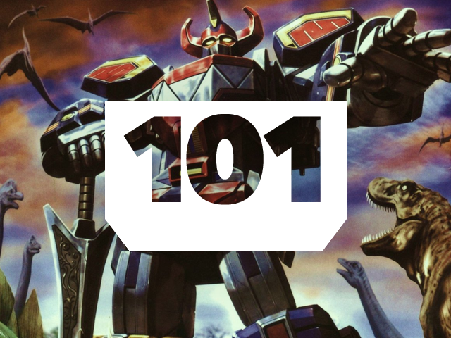 Episode 101: Megazord Idolotry