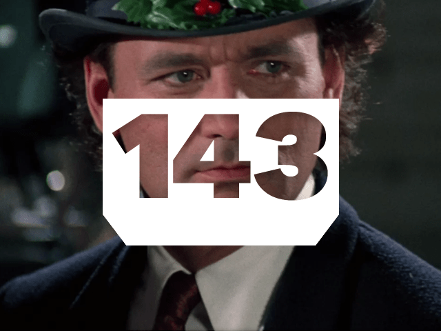 Episode 143: Scrooged
