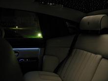 Rolls-Royce Phantom Starlight Headliner