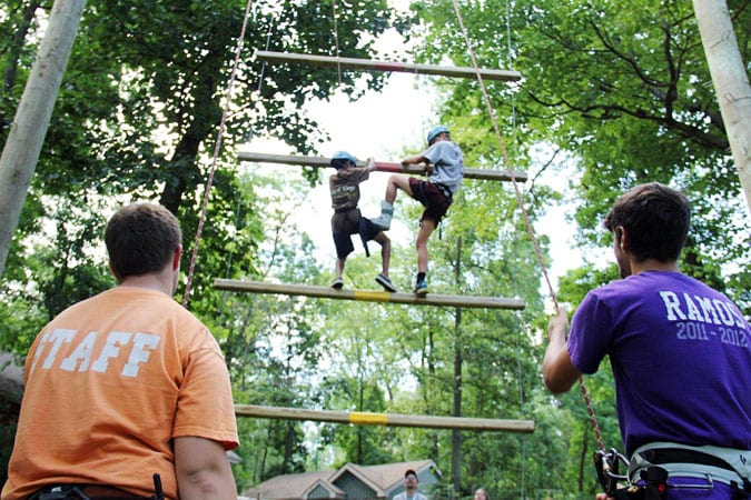 day_events_giant ladder_Teens