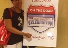 Disney Social Media Moms Celebration on the road in DC!