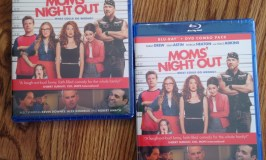"Review (NO spoilers) and Giveaway! ""Mom's Night Out"" DVD"