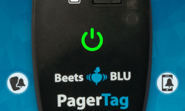 Refreshing Review: Beets Blu PagerTag tracker!