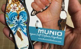 Give the Gift of Empowerment: MUNIO Self-Defense Keychain