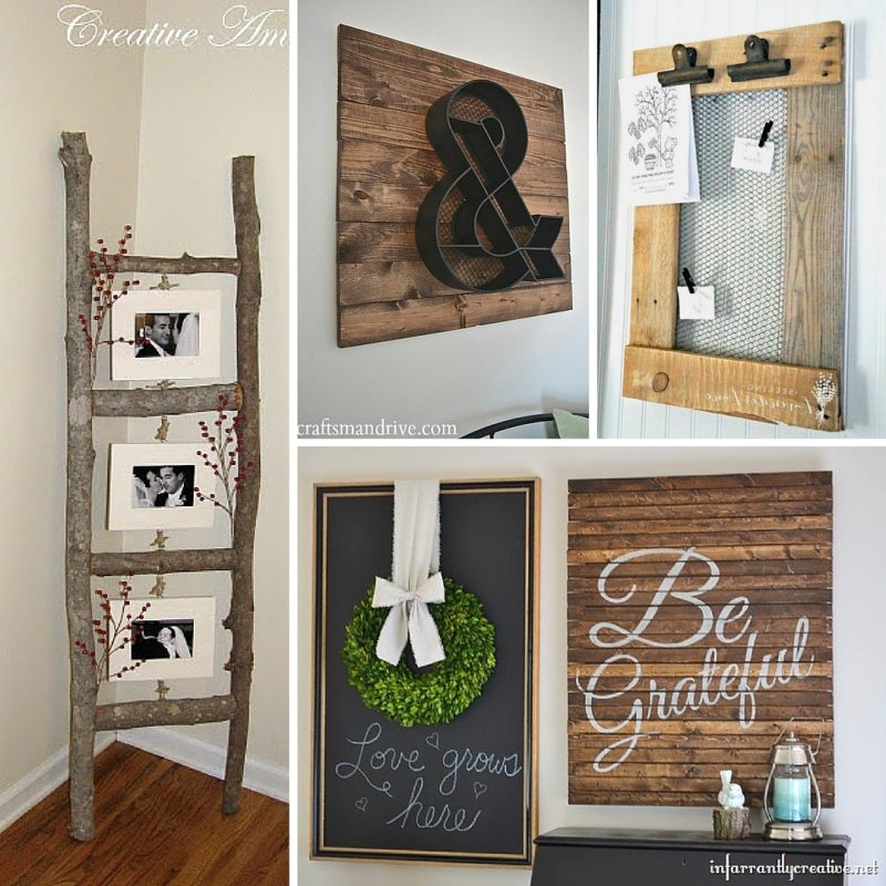Large Of Rustic Home Decorating
