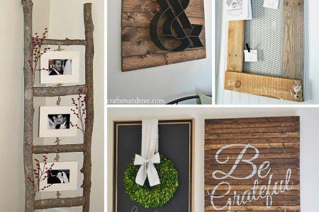 31 rustic diys for home decor instagram