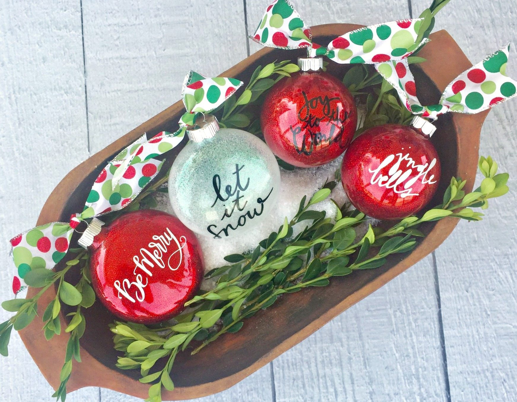Fullsize Of Photo Christmas Ornaments