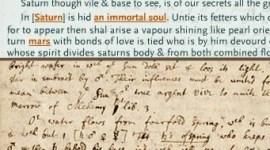 newton manuscrito