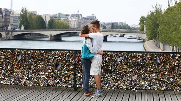 puente de las artes paris
