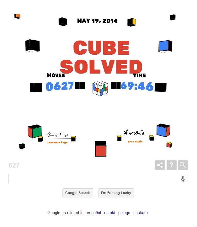 cubo resuelto
