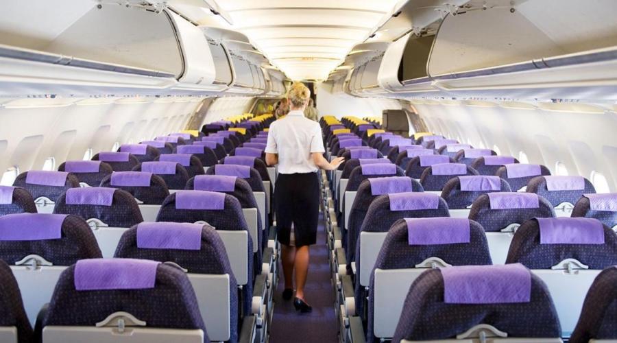 Cuál es el mejor asiento en un avión