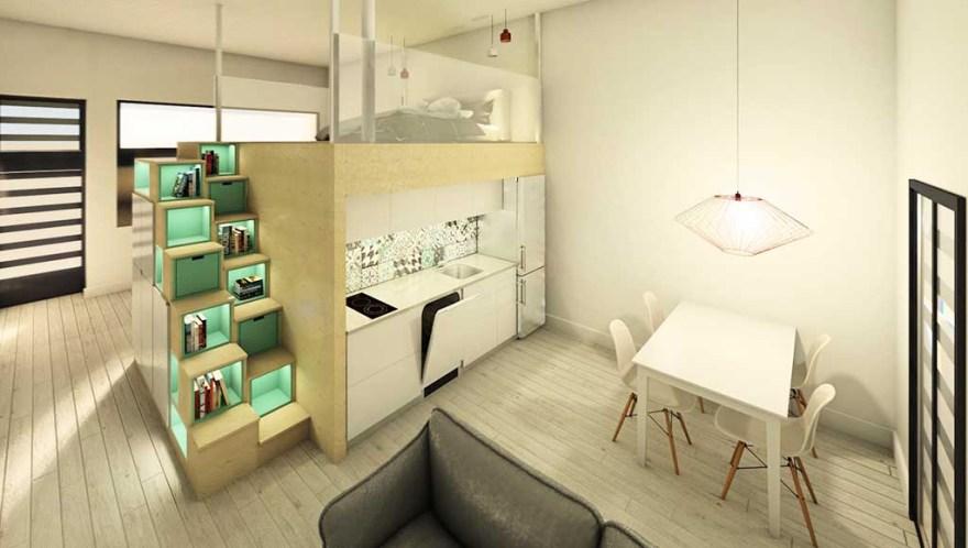 Habitat and furniture design