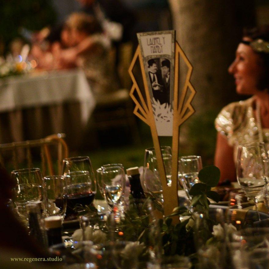 Diseño de mesa boda