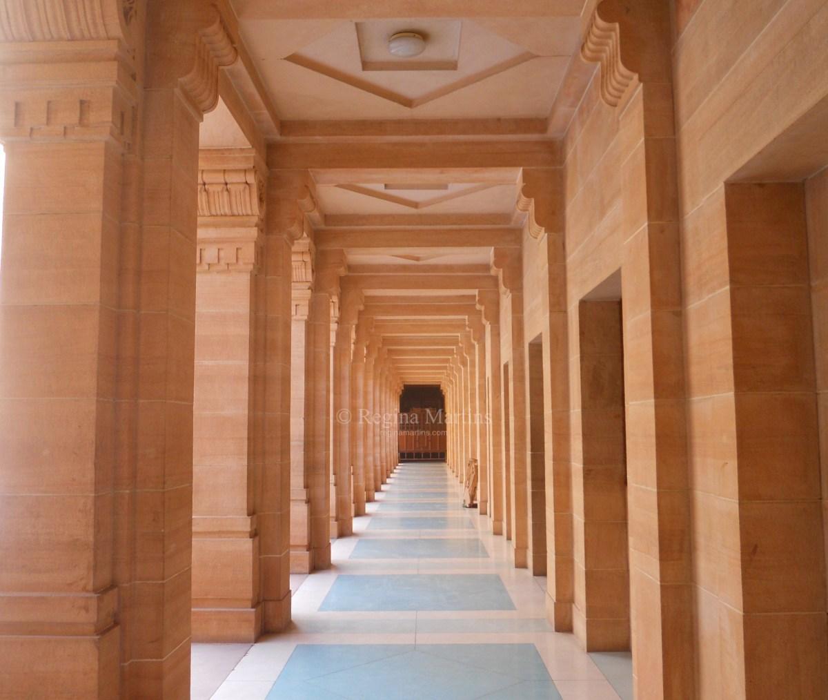 Wordpress Weekly Photo: Symmetry - India