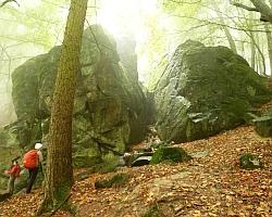 Der Unesco Geopark Bergstraße-Odenwald erzählt spannende Geschichten
