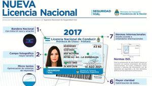 licencia de conducir 1