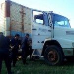 camion robado