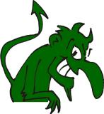 Grüne Teufel