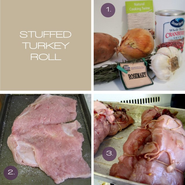 thanksgiving, recipe, dinner party, turkey breast, turkey, food, stuffed turkey, turkey roll
