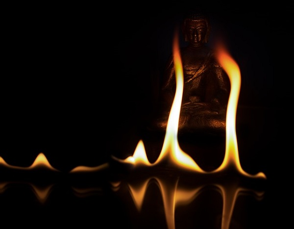Balance Five Elements with Reiki – Part 4 of 5 – Fire