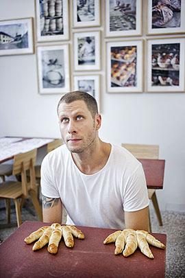 Joseph Brot, Austrian bakery