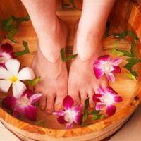 [Saúde e Beleza] Escalda pé com manjericão ou hortelã