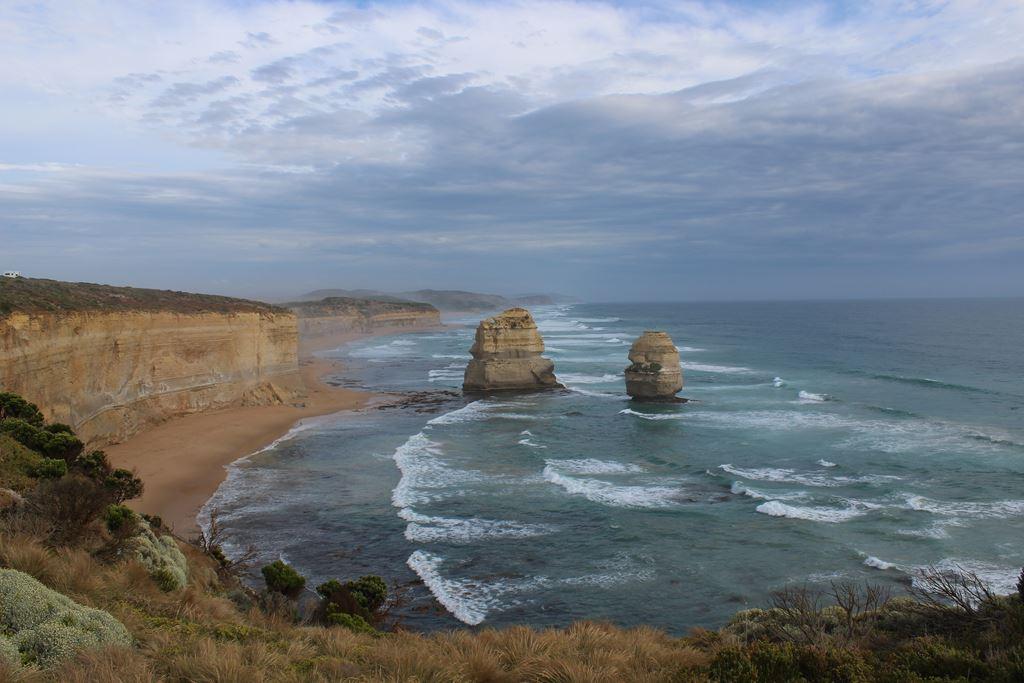 Die Great Ocean Road – mit dem Auto an den Klippen entlang