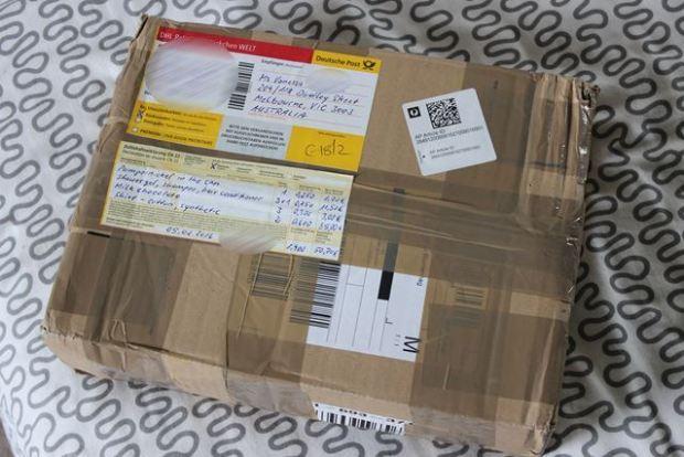 Post für Backpacker in Australien aus Deutschland