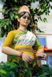 Indische Teepflückerin