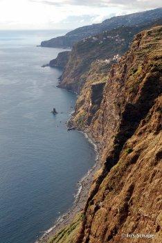 Steilküste Madeira