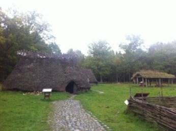 Vitlycke museum, Tanumshede