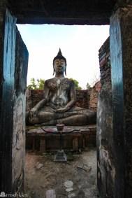 Buddha i Wat Sri Chum