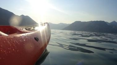 Padletur i Kotor-bukta