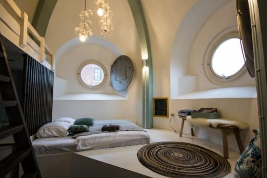 Hostel Room Rotterdam_Clock Tower