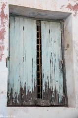 Dør i Pyrgos, Santoini