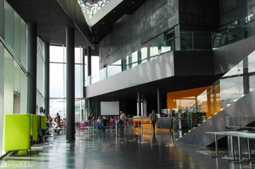 Reykjavik: operahuset Harpa