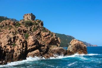Porto på Korsika