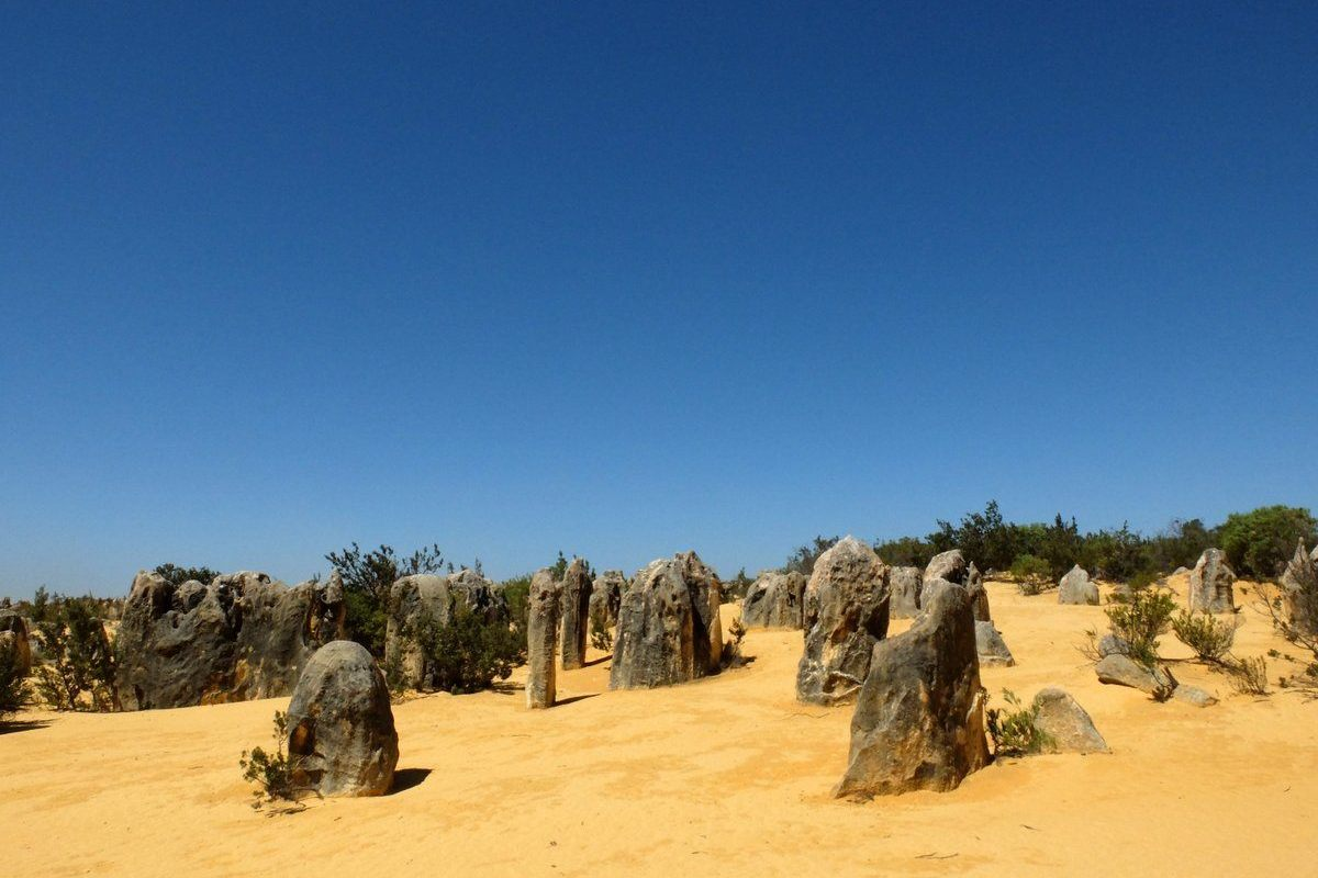 Pinnacles Nambung
