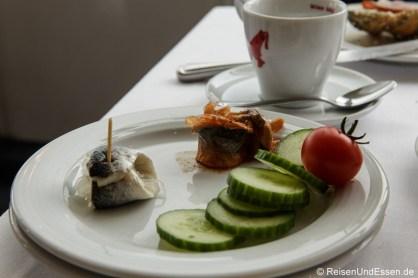 Frühstück im Arcotel Nike Linz