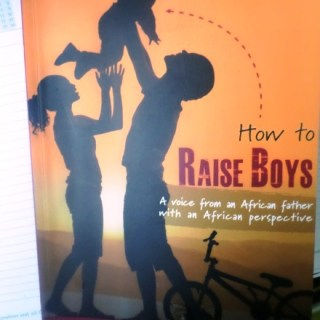 How to raise boys book cover