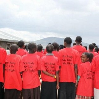 Girls in Narok County refuse to undergo FGM and early marriage. [Picture: Courtesy]