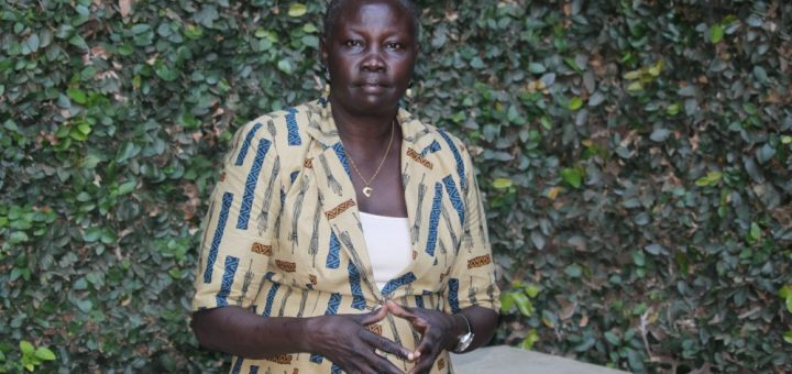 Dina Disan Olweny, the executive director of local non-governmental organization, the Coalition of State Women and Youth Organisation is among activists who are oushing for the end of harmful traditions. Photo Joyce Chimbi