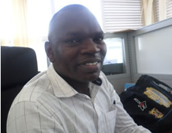 Dr Jacob Odhiambo, programme officer in charge of the Voluntary Male Medical Circumcision Programme.Picture:Odhiambo Orlale