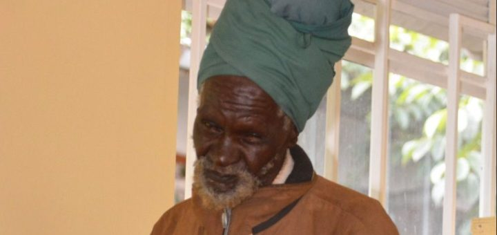 Elijah Mburu, a 68-year-old member of the Akorino sect who is also a village elder appearing  before a Nakuru court charged with defiling a 14 year-old girl.Picture:Ben Ali