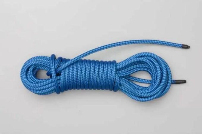 Tali-Temali-Coiling-Unattached-Rope